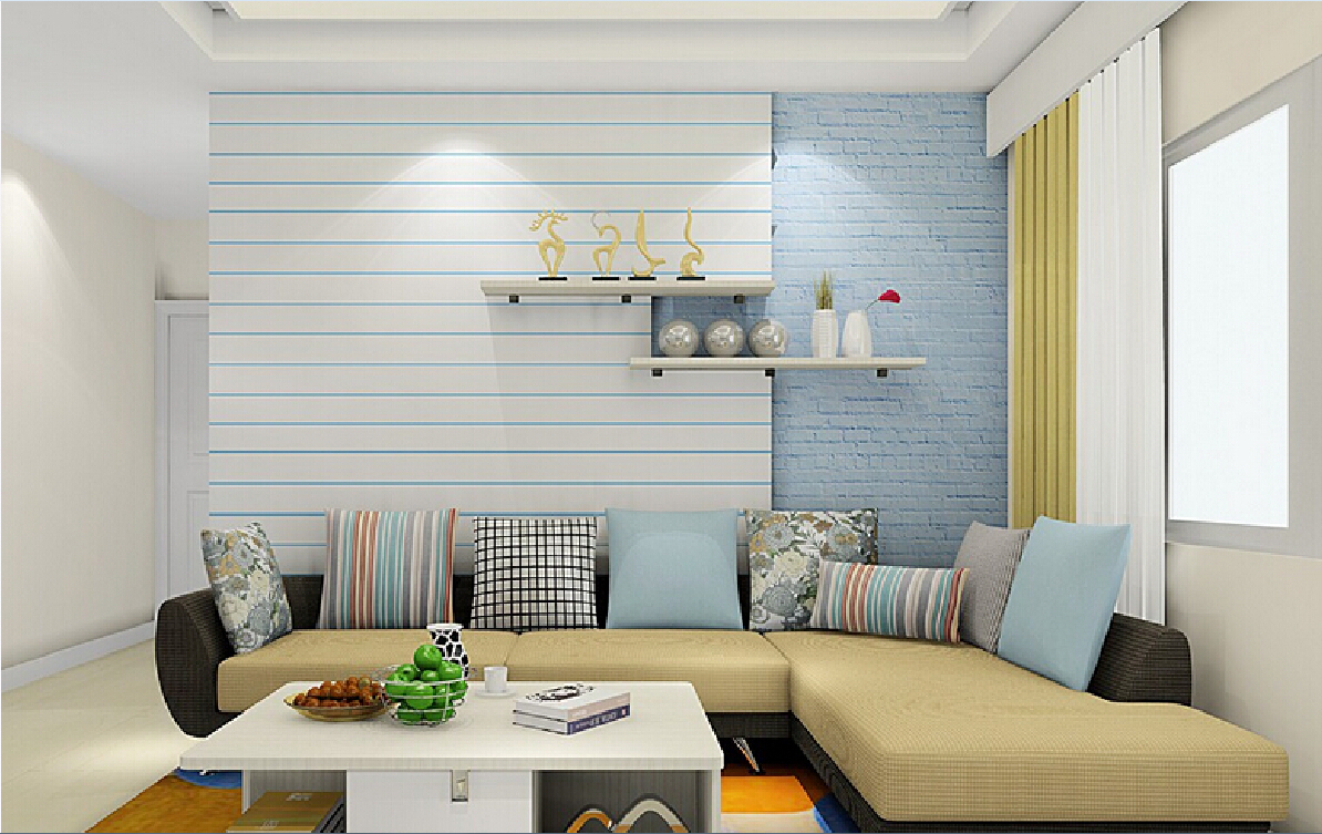 37 Trending Wallpaper Designs for Living Room You Can`t Miss 1194x753