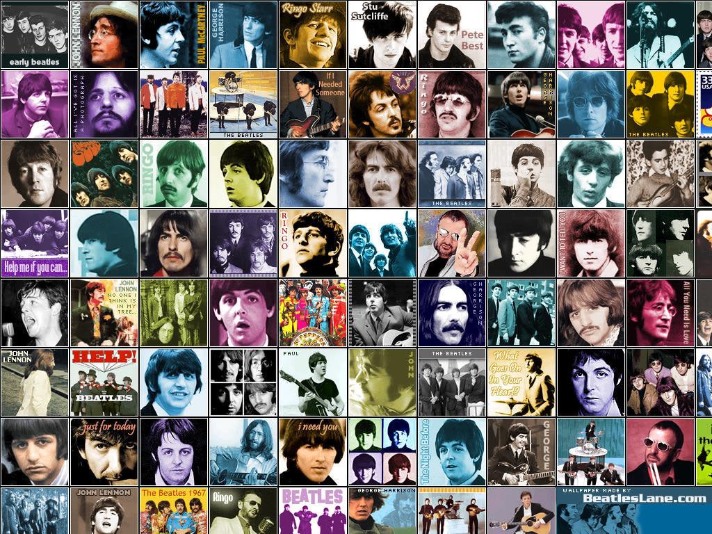 The Beatles   Classic Rock Wallpaper 17510627 1024x768
