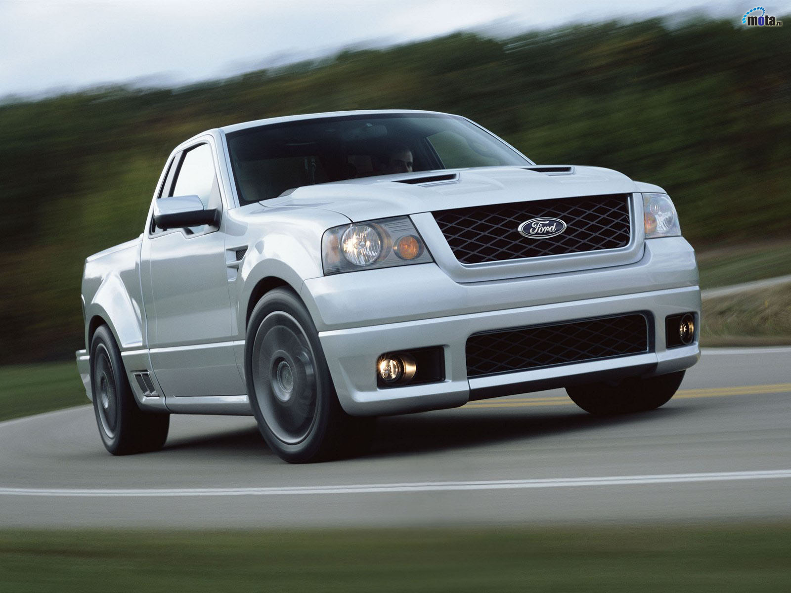 Download Ford Pickups wallpaper Ford Pickup 7 1600x1200