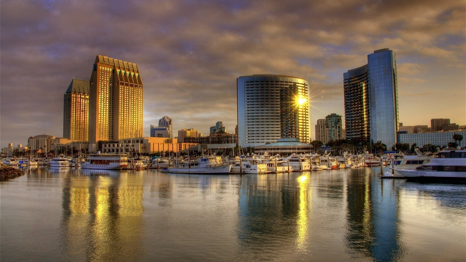 San Diego Sunrise   High Definition Wallpapers   HD wallpapers 1920x1080