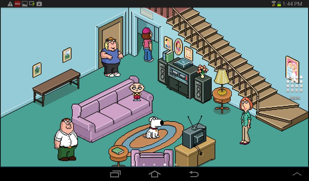 Family Guy E cards 1024x600