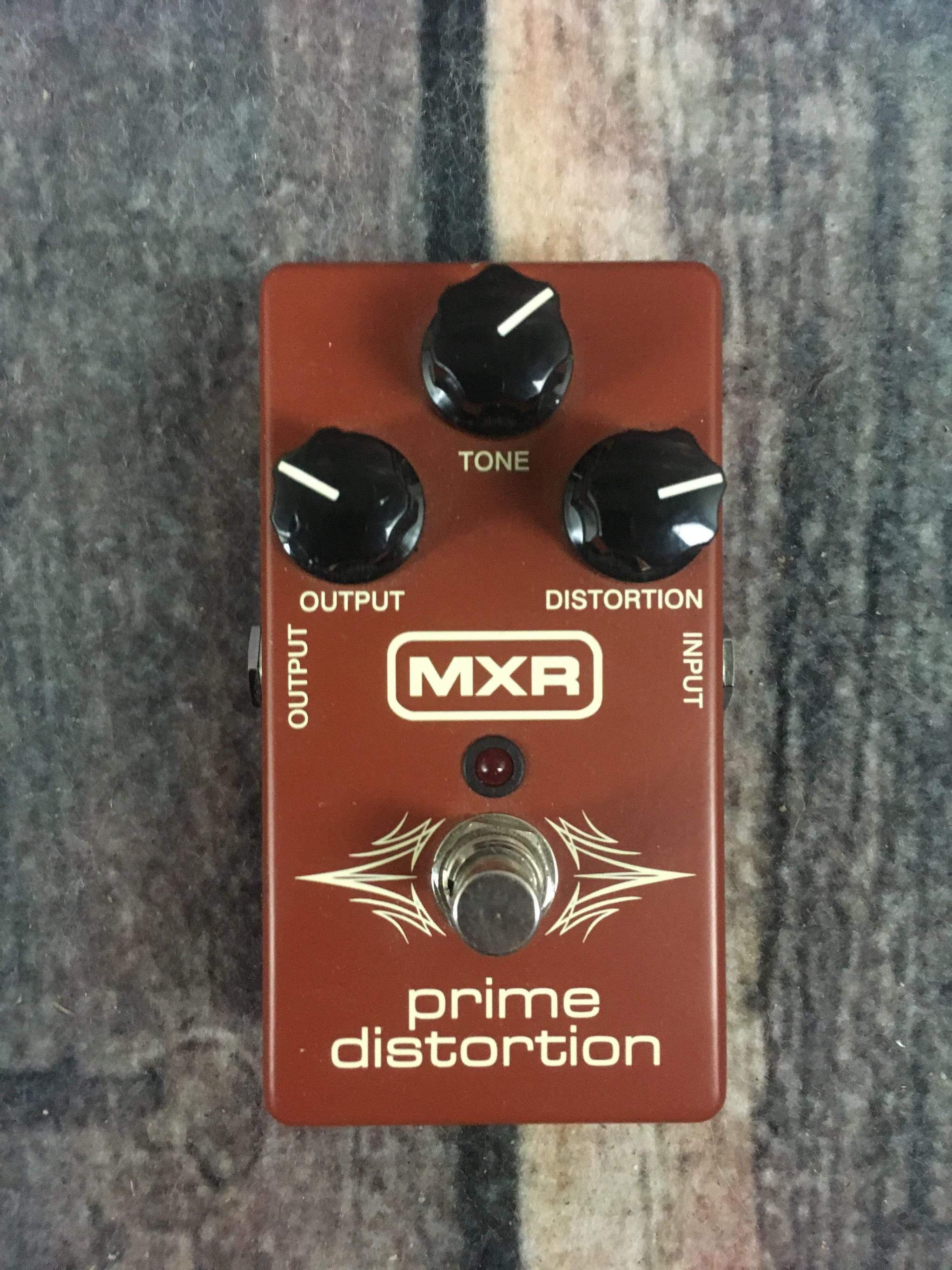 Used MXR M69 Prime Distorton Pedal 2048x2731