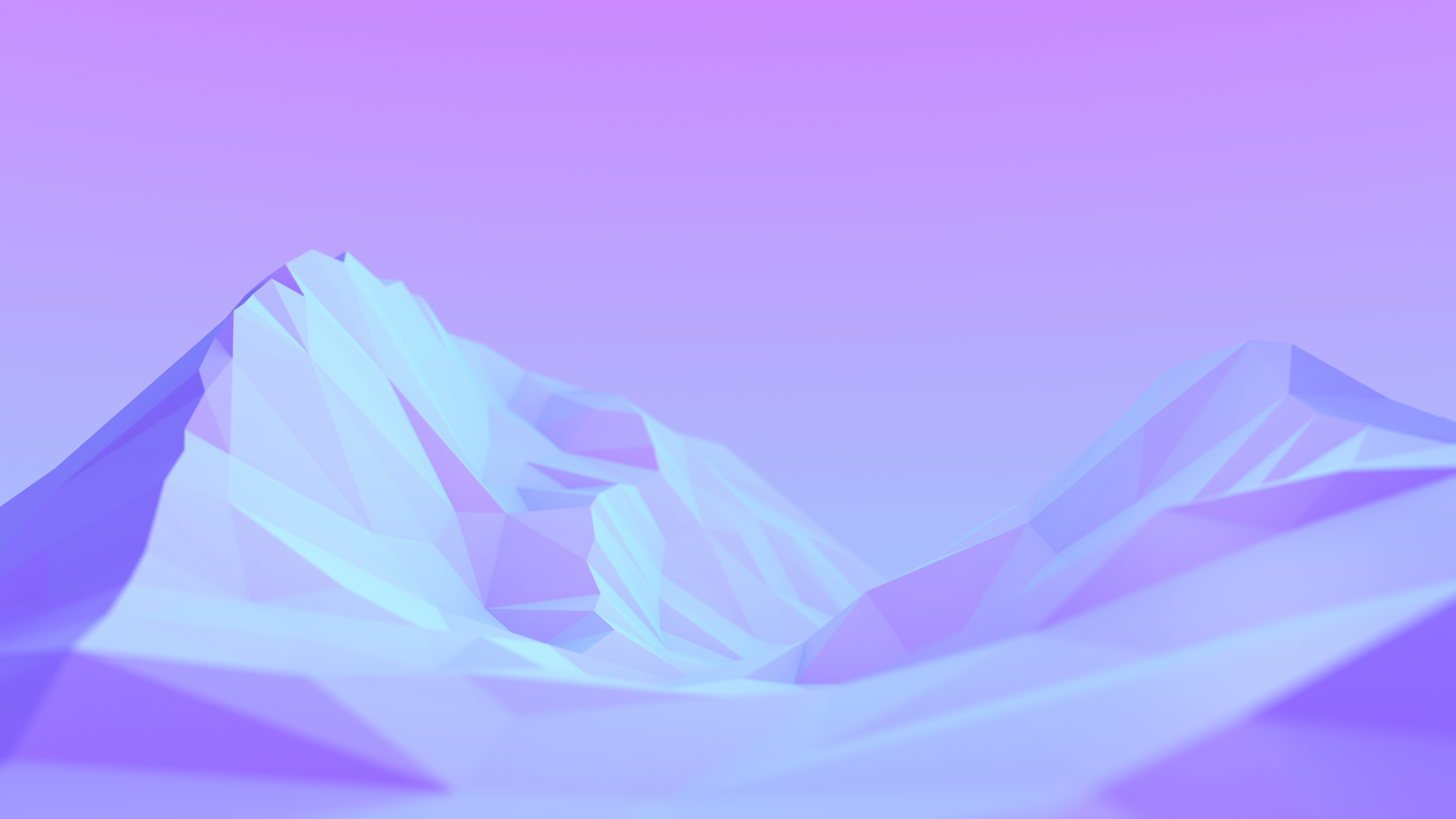 Low Poly Wallpapers 1920x1080