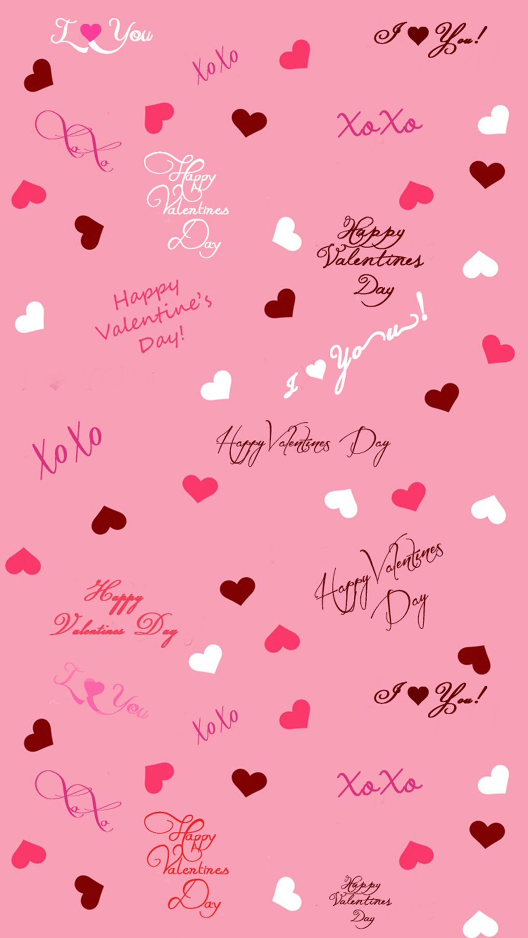 41 Cute Valentine iPhone Wallpapers To Download Valentines 1080x1920
