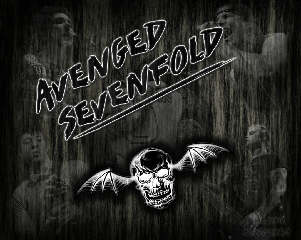 avenged sevenfold wallpaper by orderuchiha d4g9qqi 1024x819