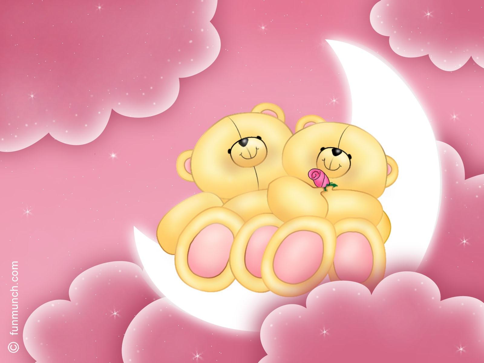 Lilli est friand de a blog of cute Forever Friends wallpaper 1600x1200
