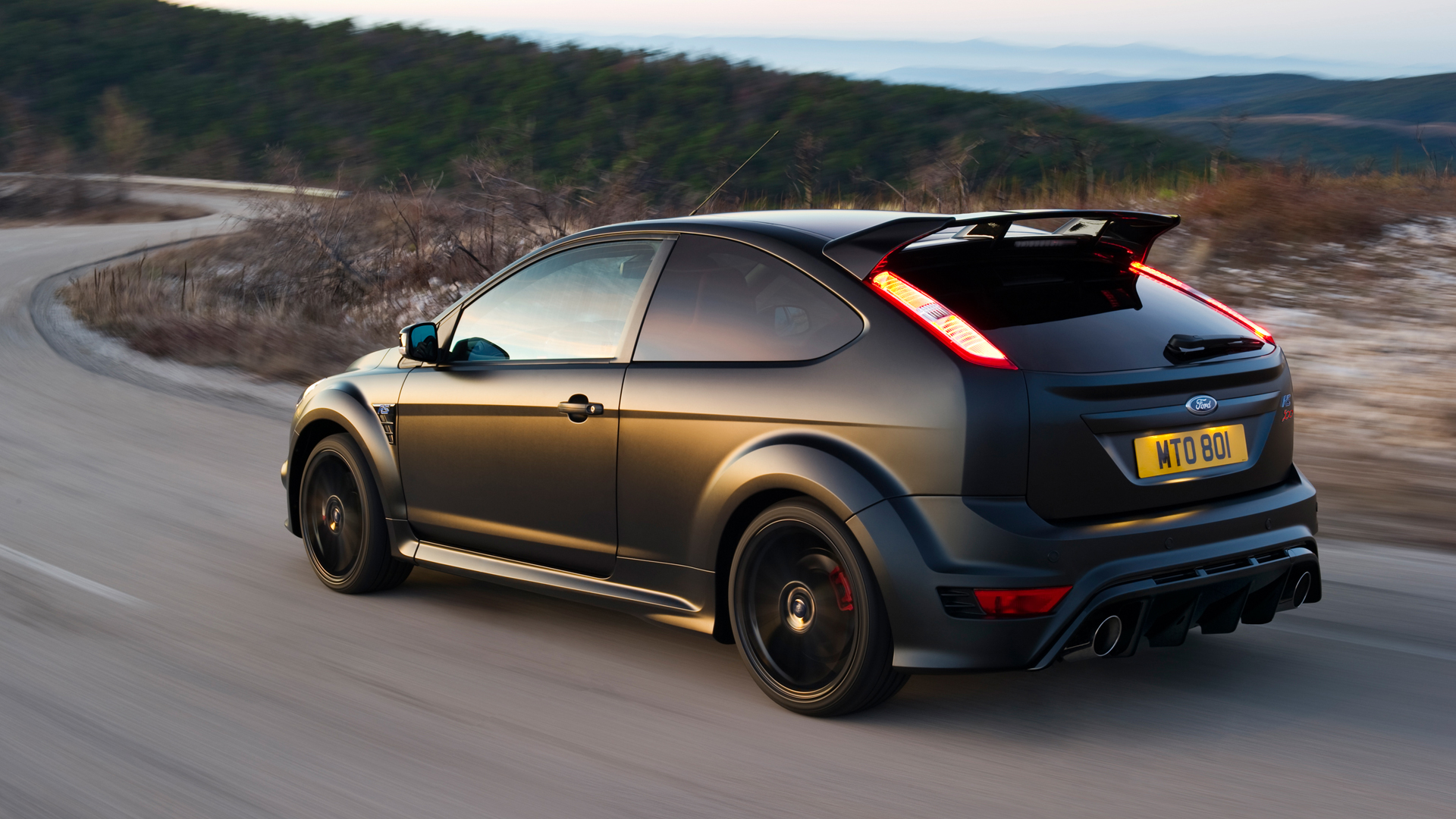 Ford Focus RS HD Wallpapers 1920x1080