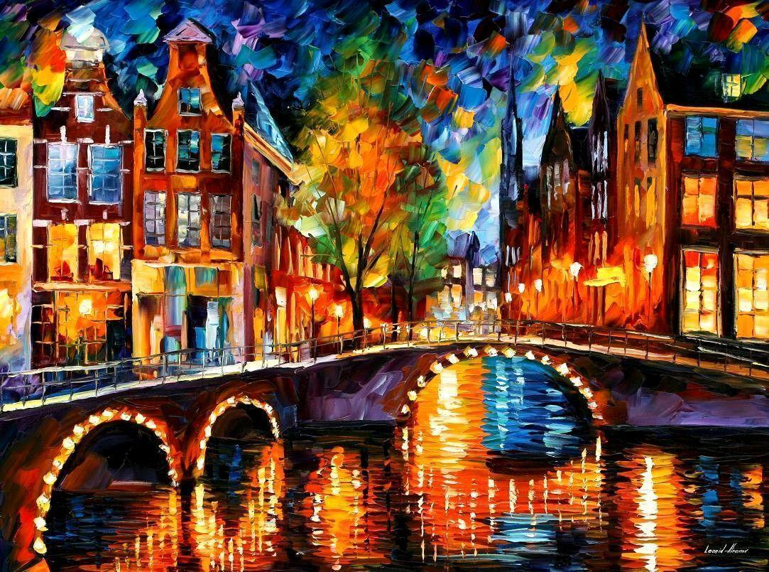 Leonid Afremov Wallpapers 1083x805