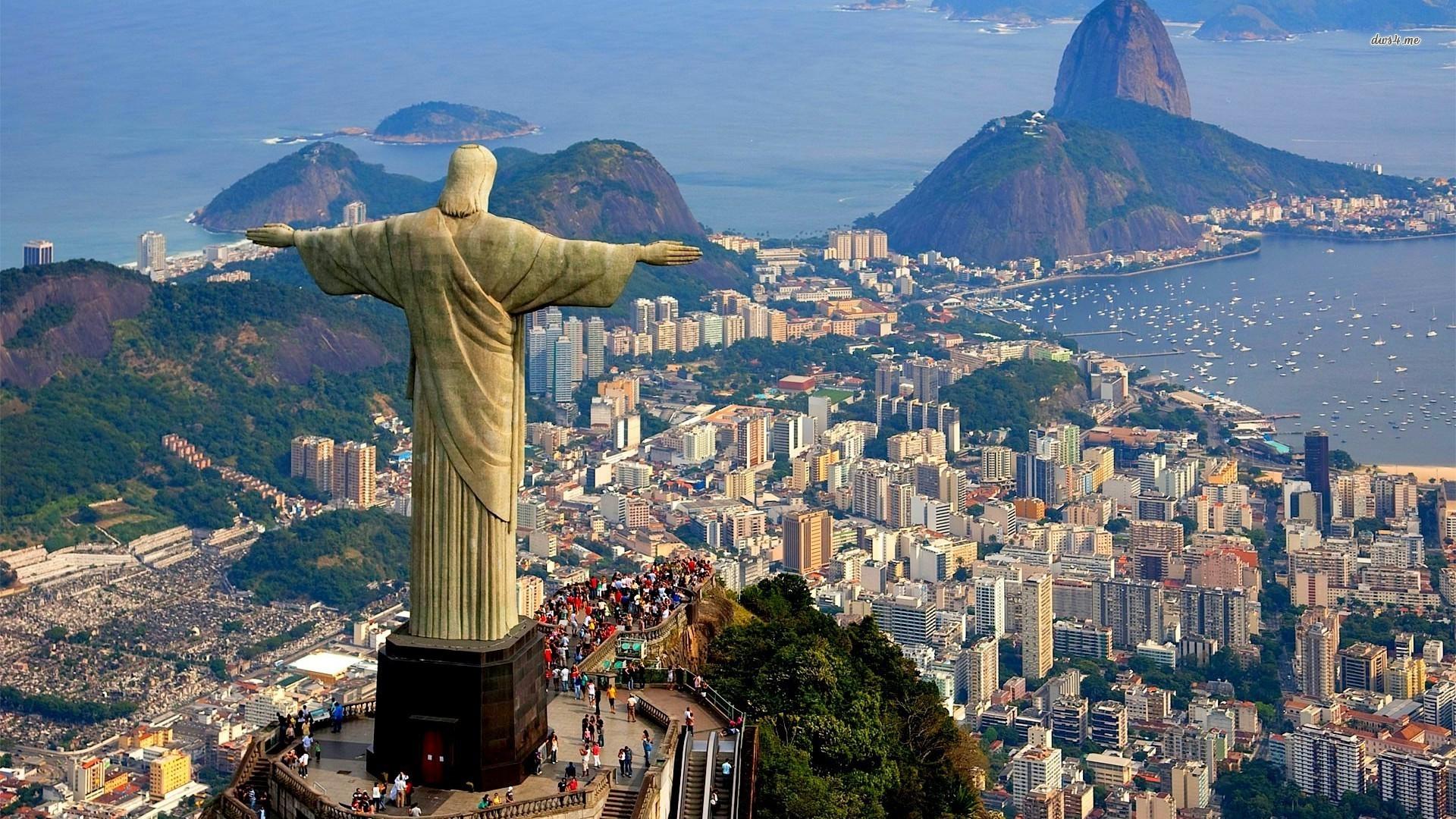 Rio de Janeiro City Wallpapers Live HD Wallpaper HQ Pictures Images 1920x1080