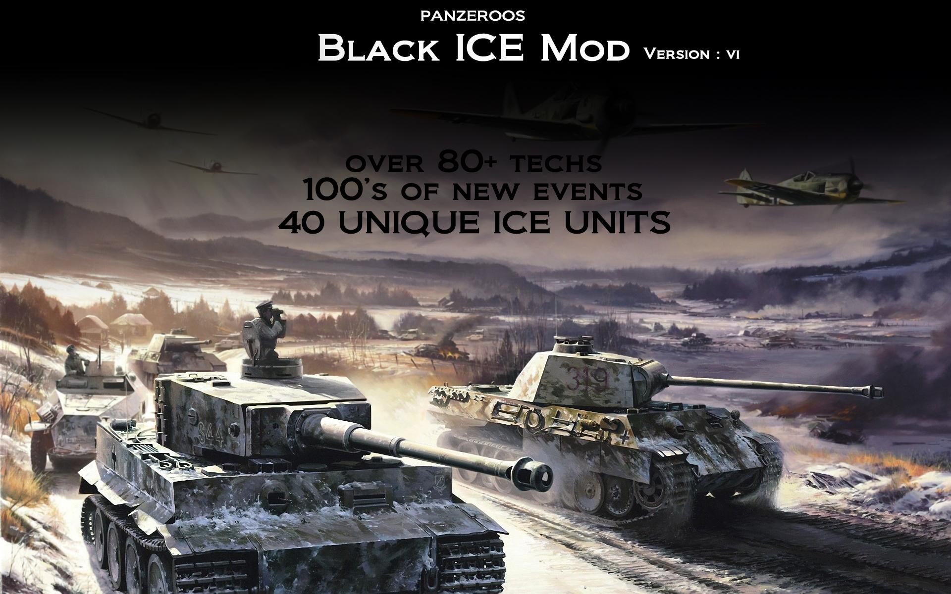 Black ICE MKVI image   Mod DB 1920x1200