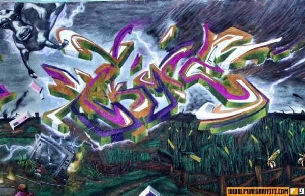 graffiti art murals ekura visionsgraffiti art murals ekura visions 2 600x385