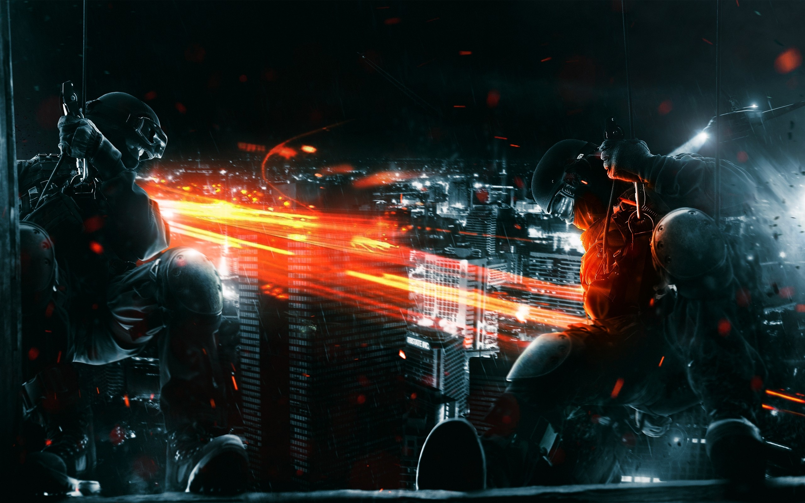 Battlefield 3 Spec Ops Game desktop wallpaper WallpaperPixel 2560x1600