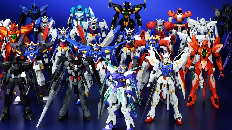 Gundam Hd Wallpaper 00 Download Wallpaper 1440x810