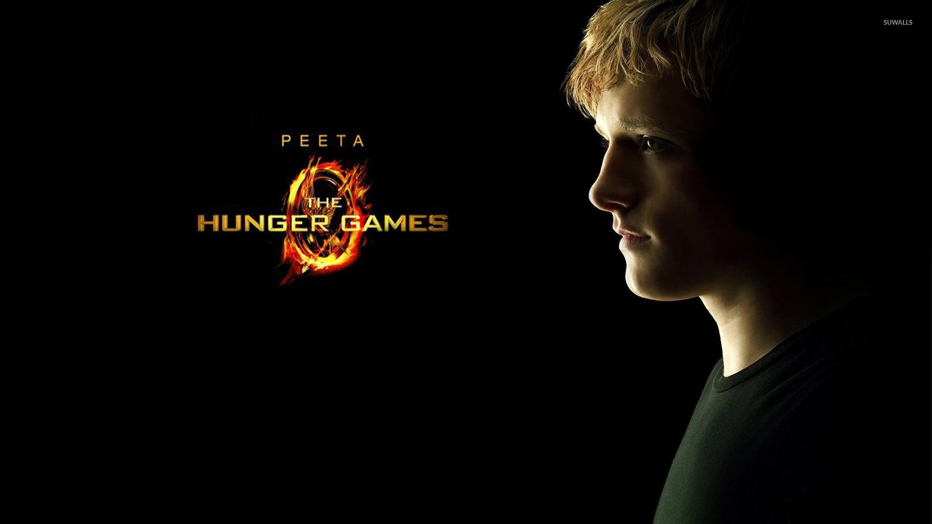 Peeta Mellark   The Hunger Games wallpaper   Movie 1920x1080