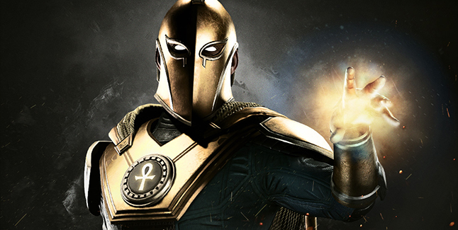 Injustice 2 Adds Doctor Fate 646x325