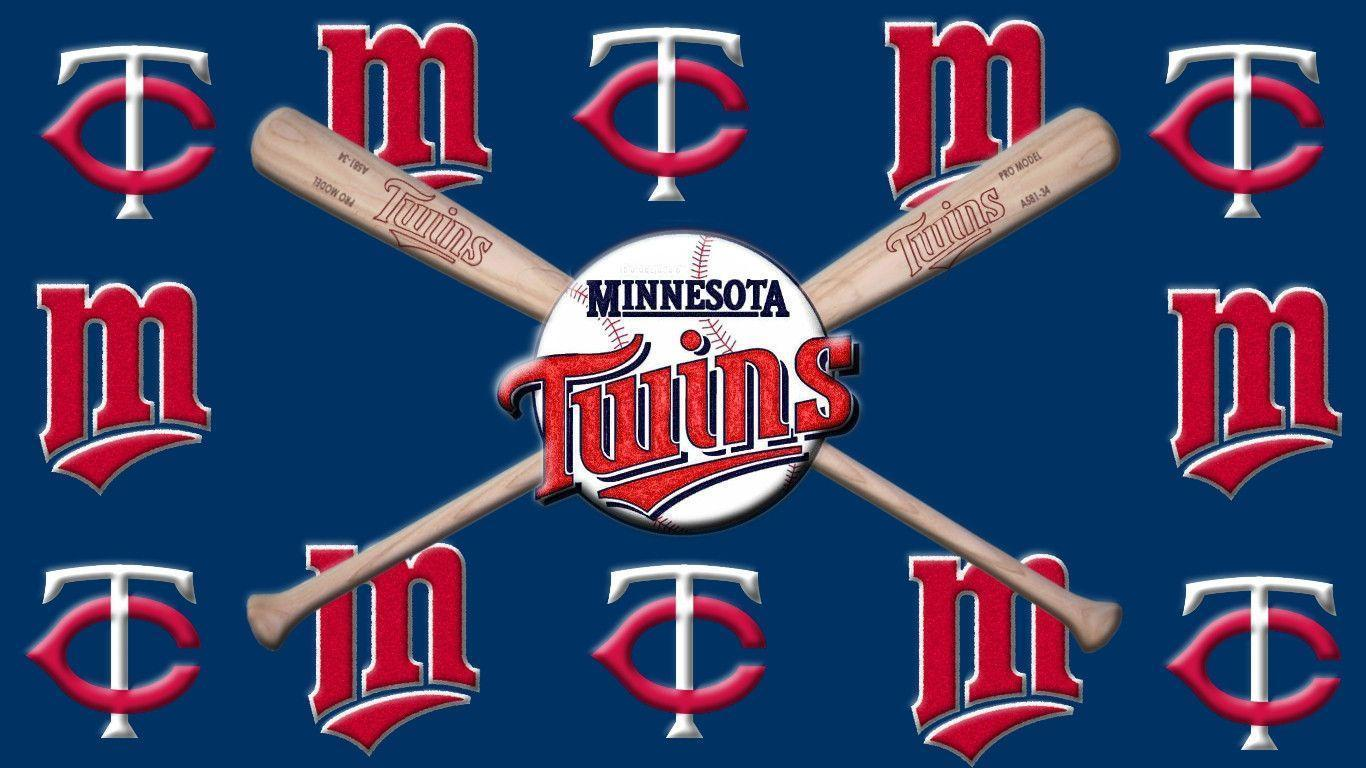 Mn Twins Mascot Logo Pictures to Pin   PinsDaddy 1366x768