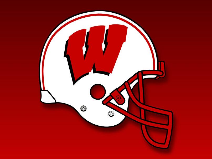 Wisconsin Badgers Helmut Logo Wallpaper   ForWallpapercom 807x605