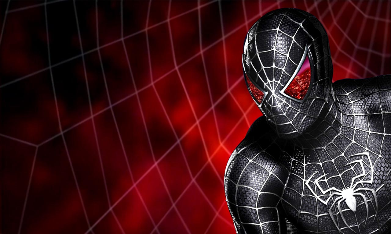 wallpaper spiderman wallpaper best wallpaper red spider spiderman 2 1280x768