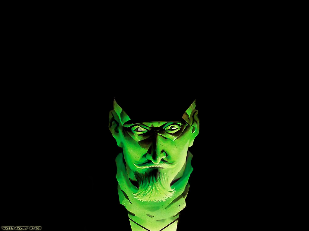 Green Arrow 1024x768