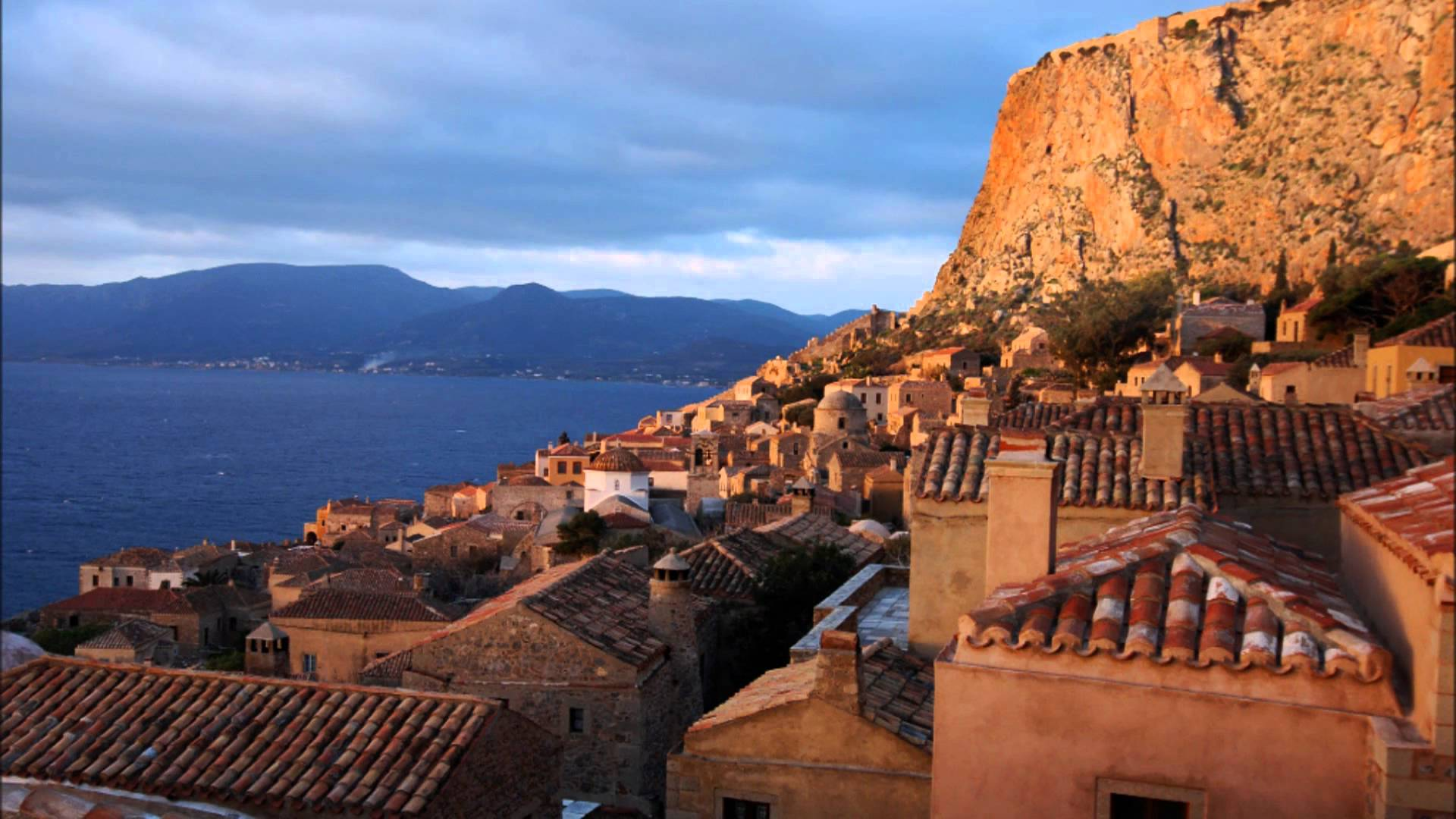 MONEMVASIA ALL ABOARD FOR A JOURNEY THROUGH TIME Greece High 1920x1080