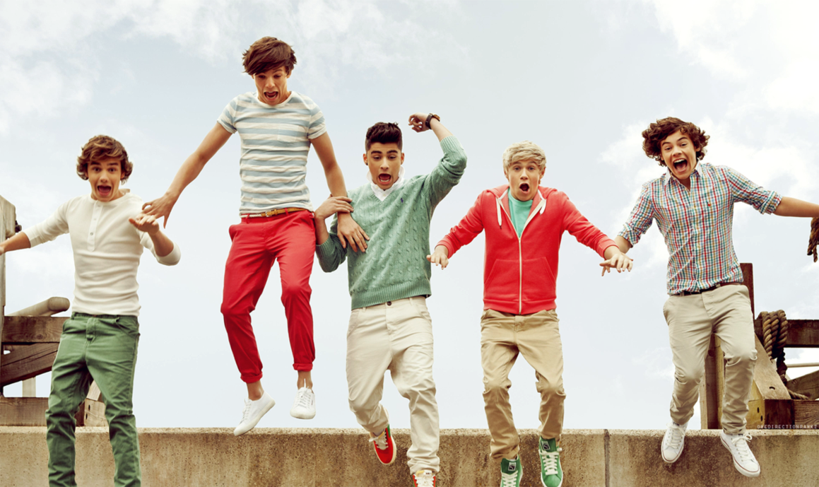 One Direction Wallpaper For Desktop One Direction Photos 1159x689