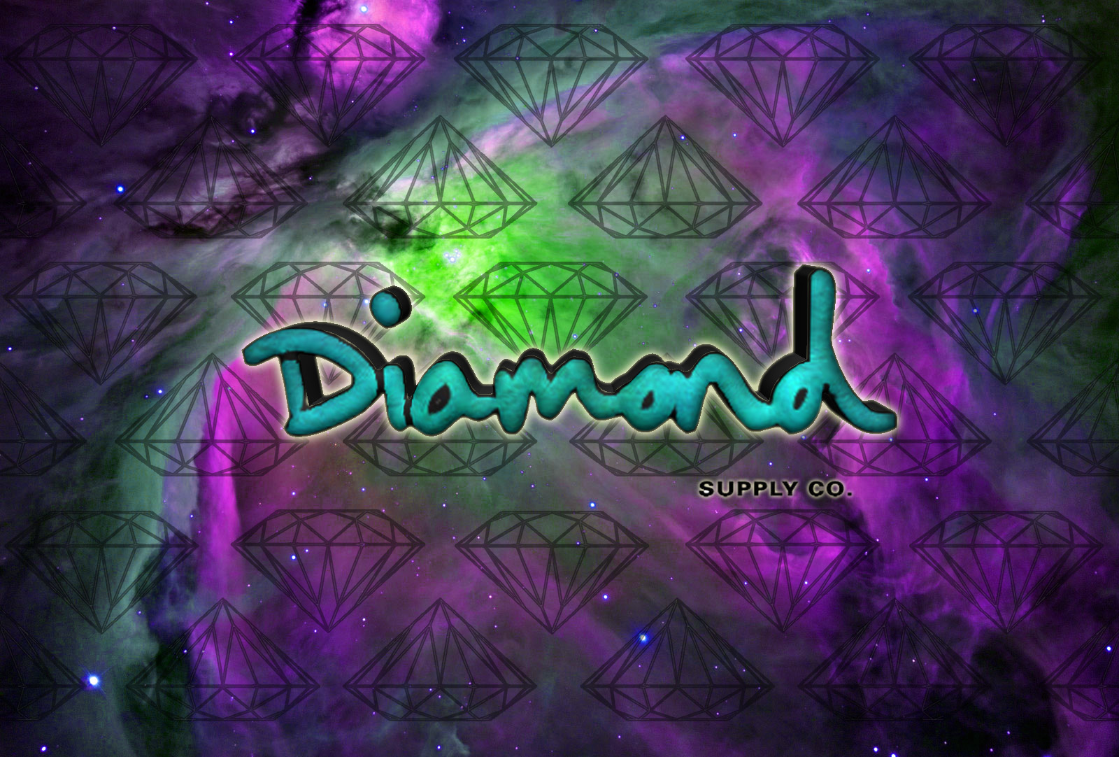 Diamond Supply co Background Diamond Supply 1600x1082