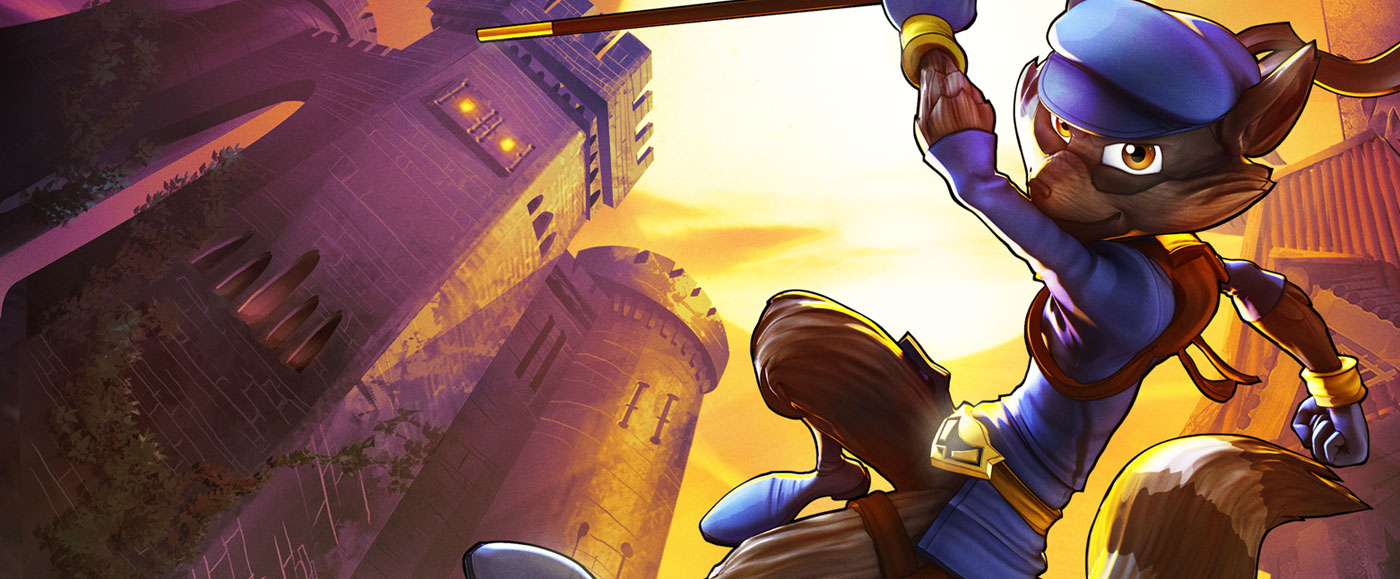 sly cooper sly cooper wallpaper 0 102174992883611 download sly 1400x579