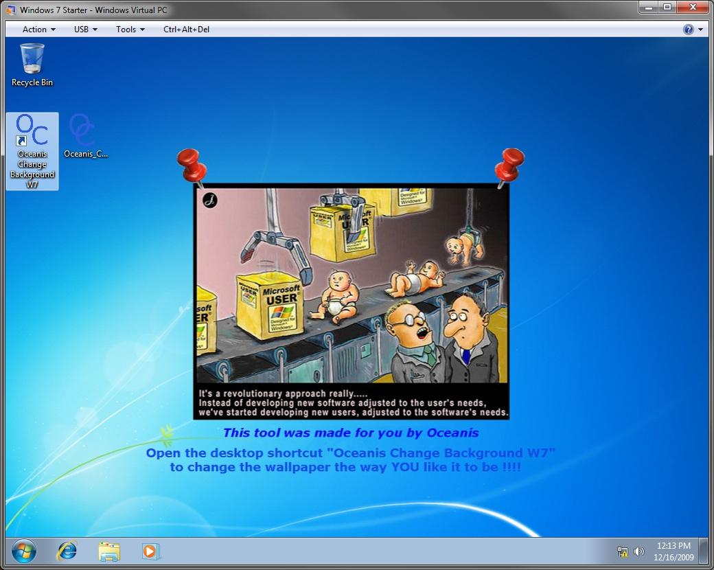 Desktop Background Wallpaper   Change in Windows 7 Starter program1 1040x830