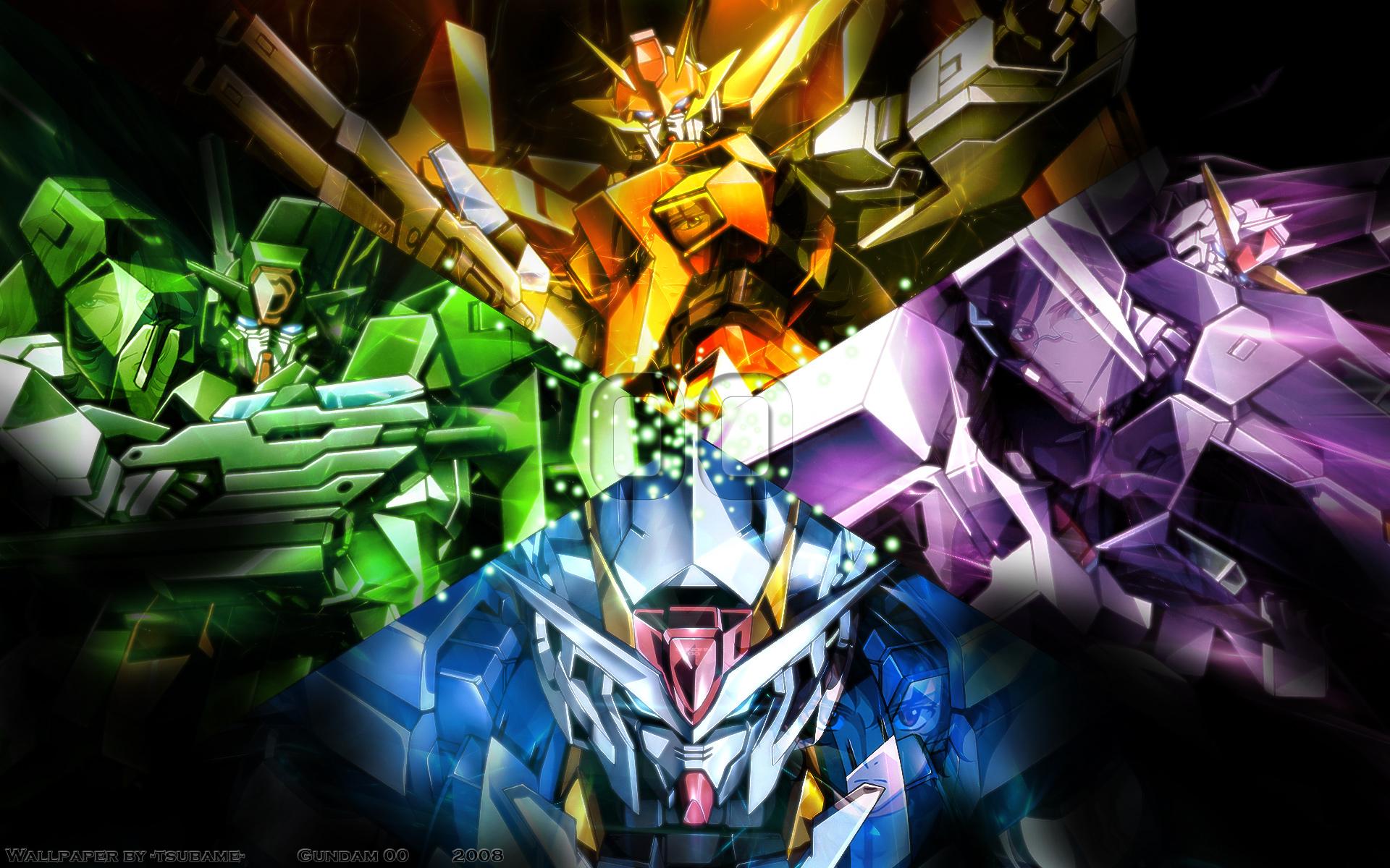 Pics Photos   Mobile Suit Gundam 00 Wallpaper Gundam 00 1920x1200