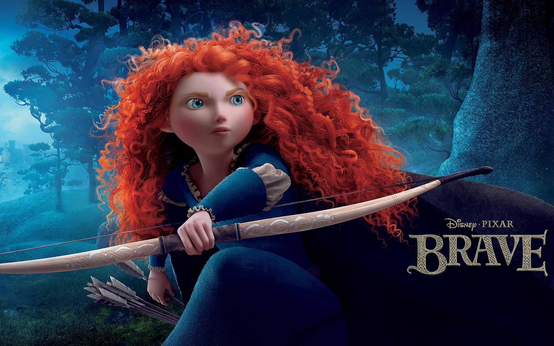 Disney Pixar Brave Wallpapers HD Wallpapers 1920x1200