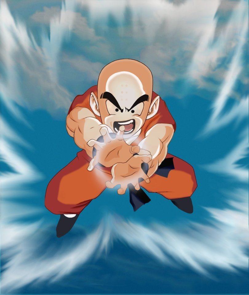 75 Krillin Wallpaper On Wallpapersafari