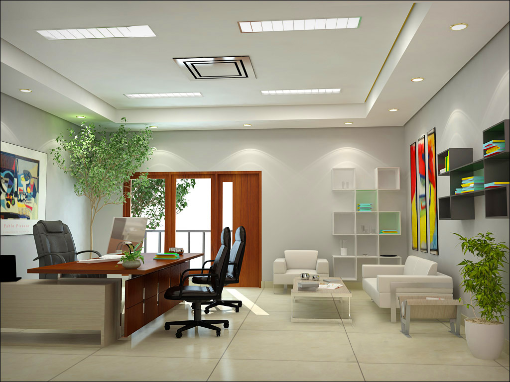Cool Home Office Interior HD Wallpapers Room design   HD Backgrounds 1024x768
