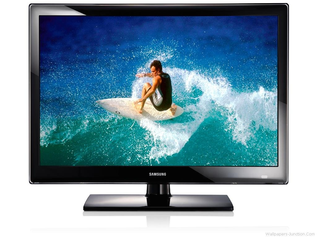 Samsung LED TV Wallpapers 1024x768