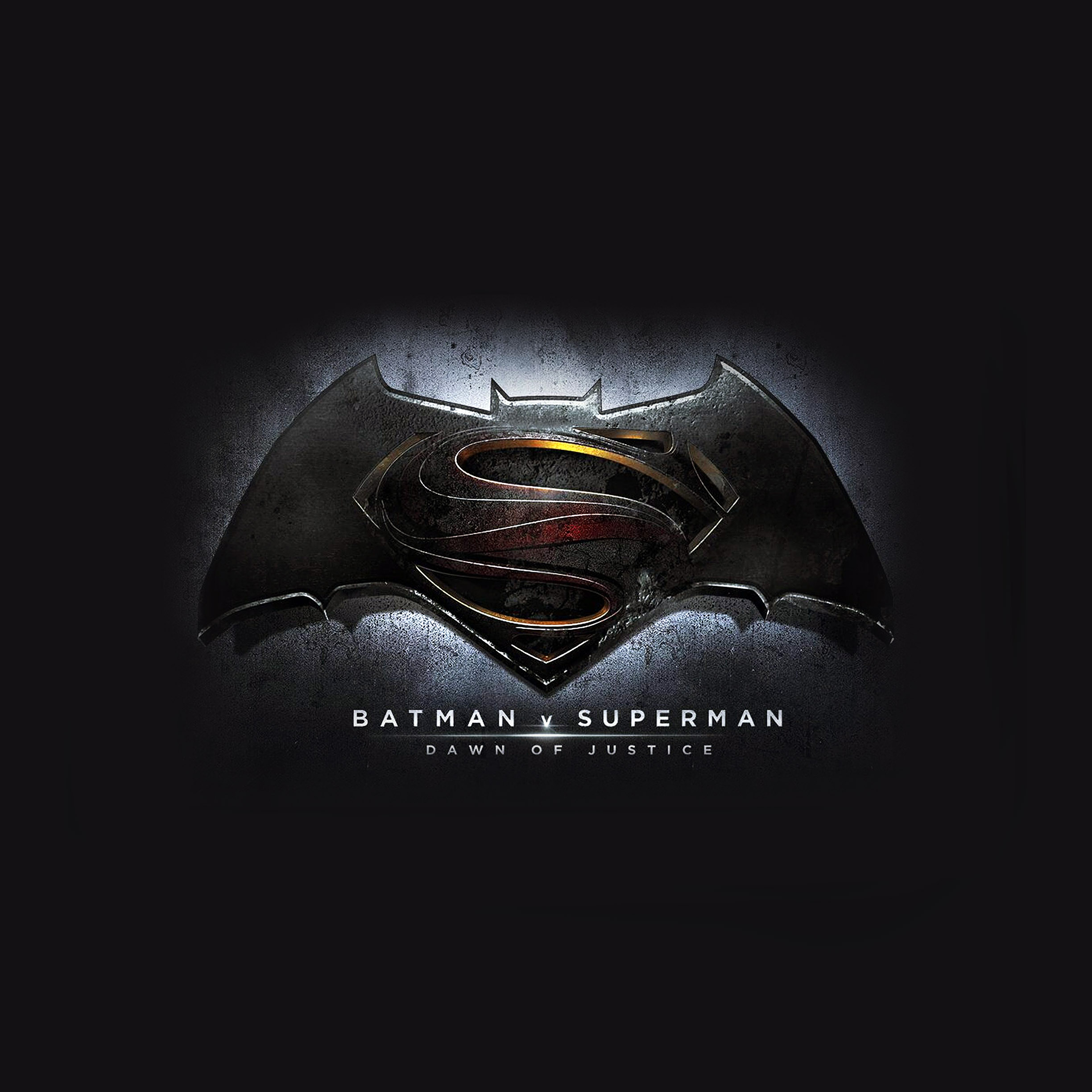 Batman Superman Logo 2013 Wallpaper Hd For Iphone 4 Car 2448x2448