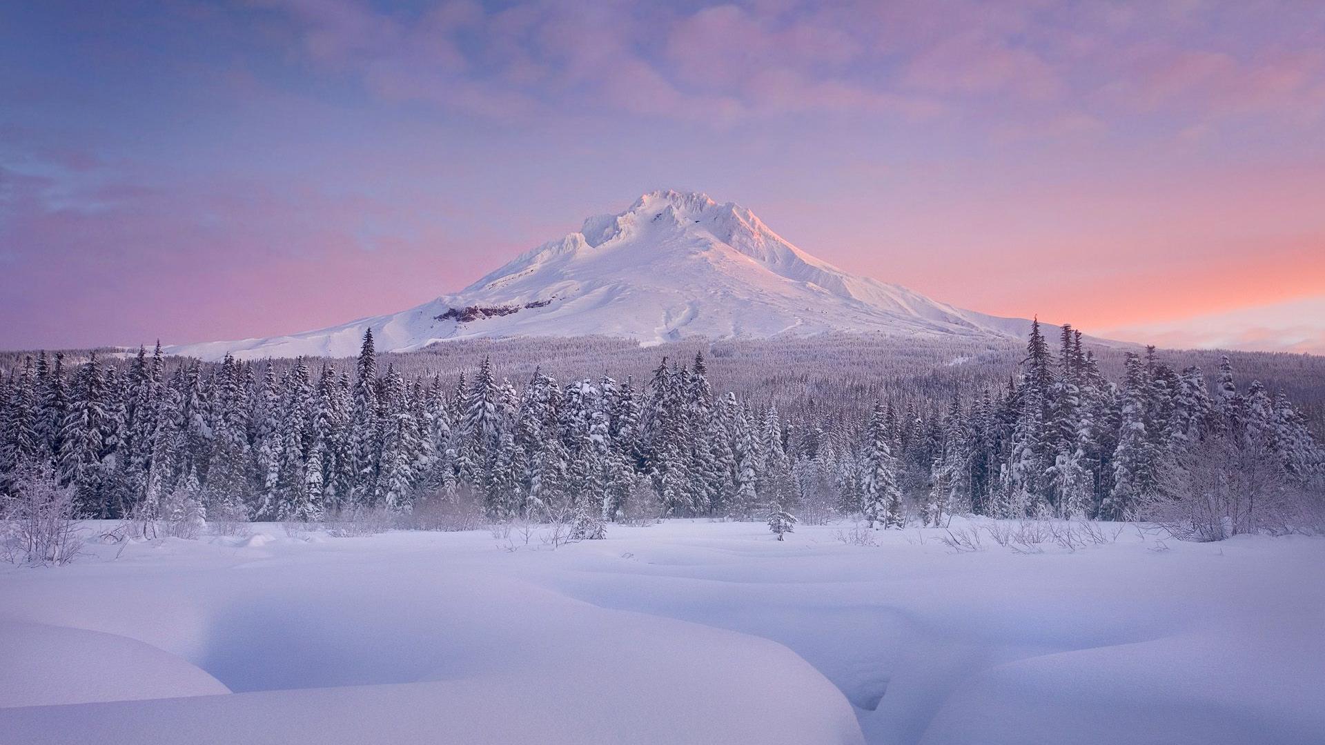 Winter Mountain wallpaper   796441 1920x1080