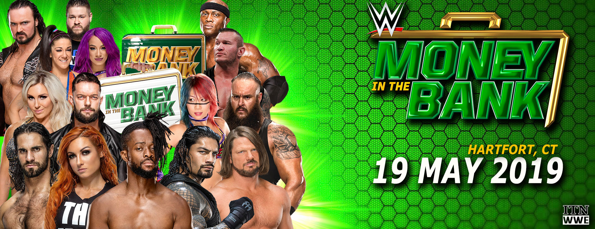 Money In The Bank 2019   News Date Location Match Card Results 1920x740