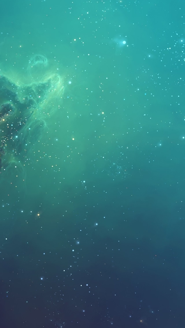 Need More Galaxy Wallpapers for iOS 7 640x1136