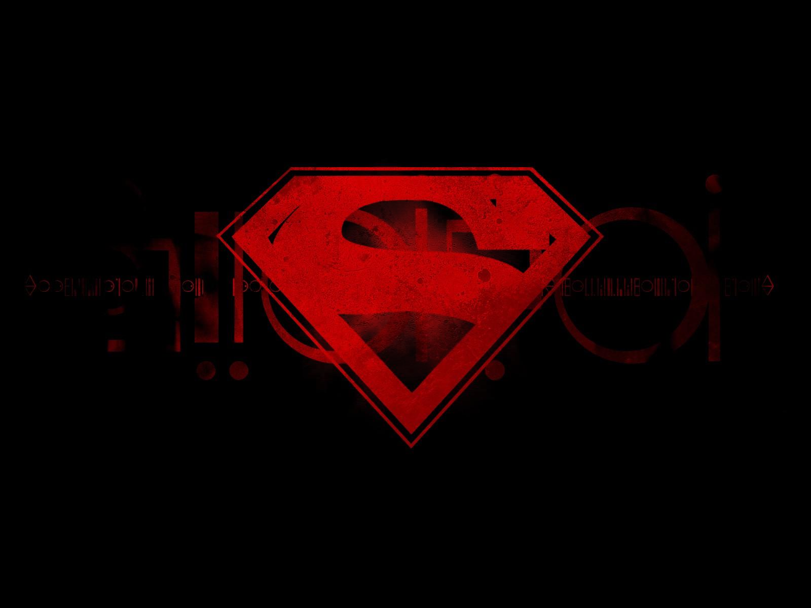Dark Superman Wallpaper Wallpapersafari