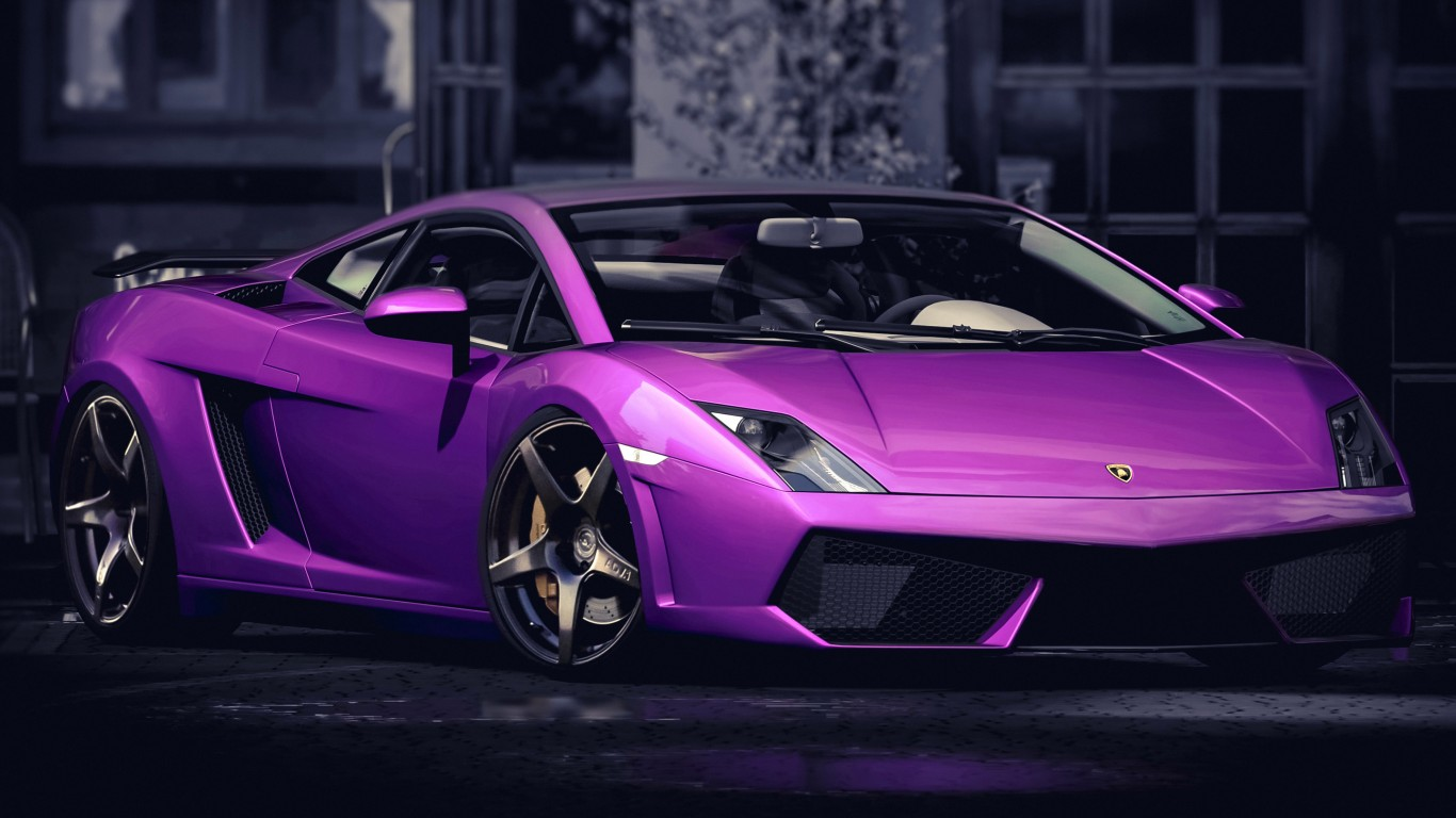 44 Lamborghini Hd Wallpapers 1080p On Wallpapersafari