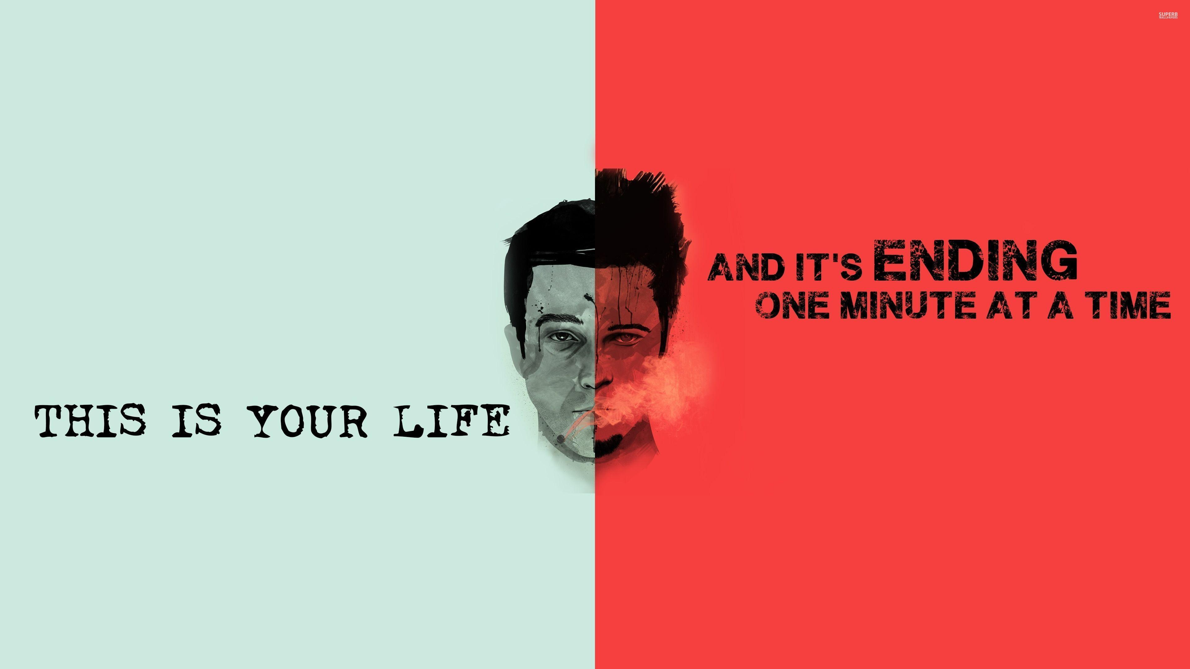 Fight Club Wallpapers 3840x2160