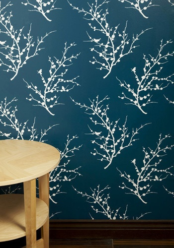 temporary wallpaper Crafty house Pinterest 350x500