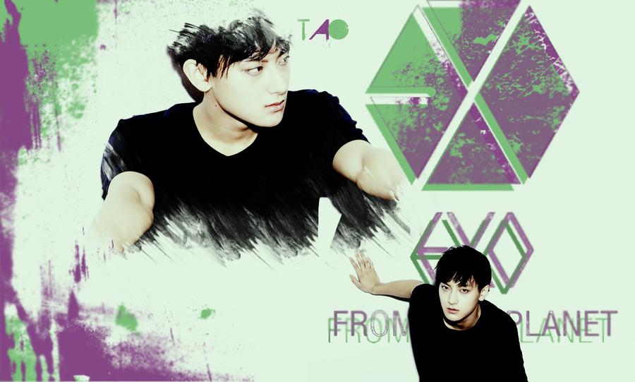 EXO M Tao wallpaper by AnnisELF 900x541