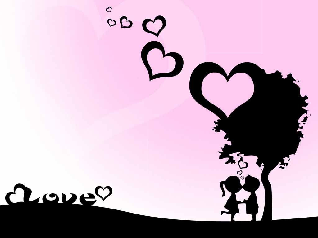 Emo Love Desktop Backgrounds 1024x768