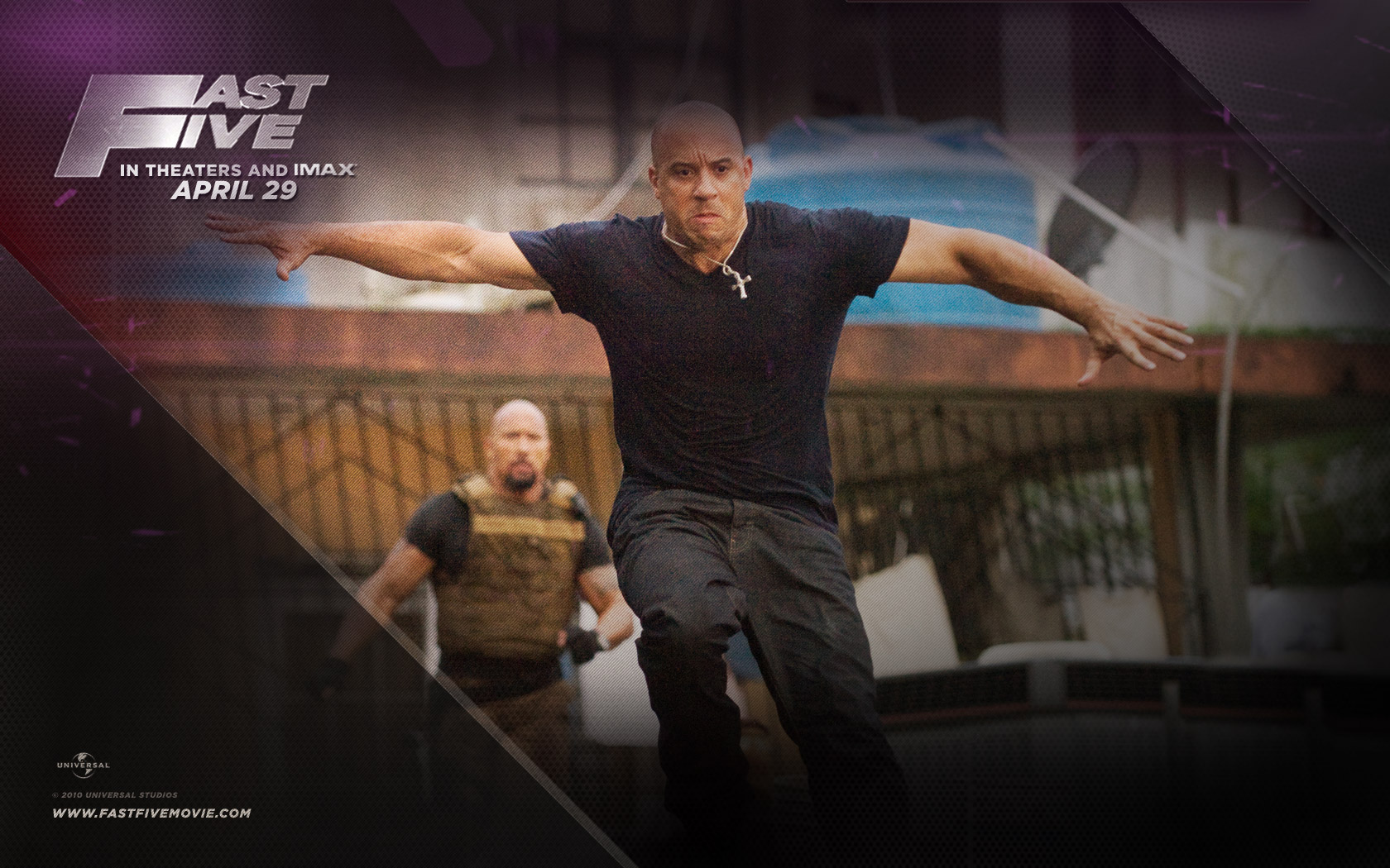 Fast Five Wallpapers 1680x1050   Movie Wallpapers 1680x1050