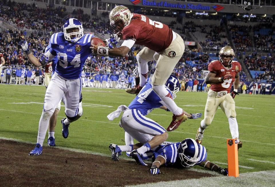 Winston continues for Florida States redshirt freshman quarterback 960x653