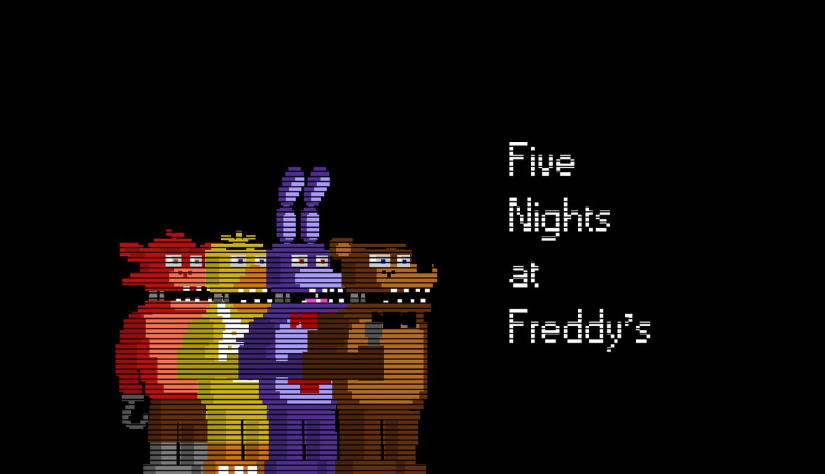 FNAF 1 Wallpaper   FNAF by CheesyKnobCodee 1179x678