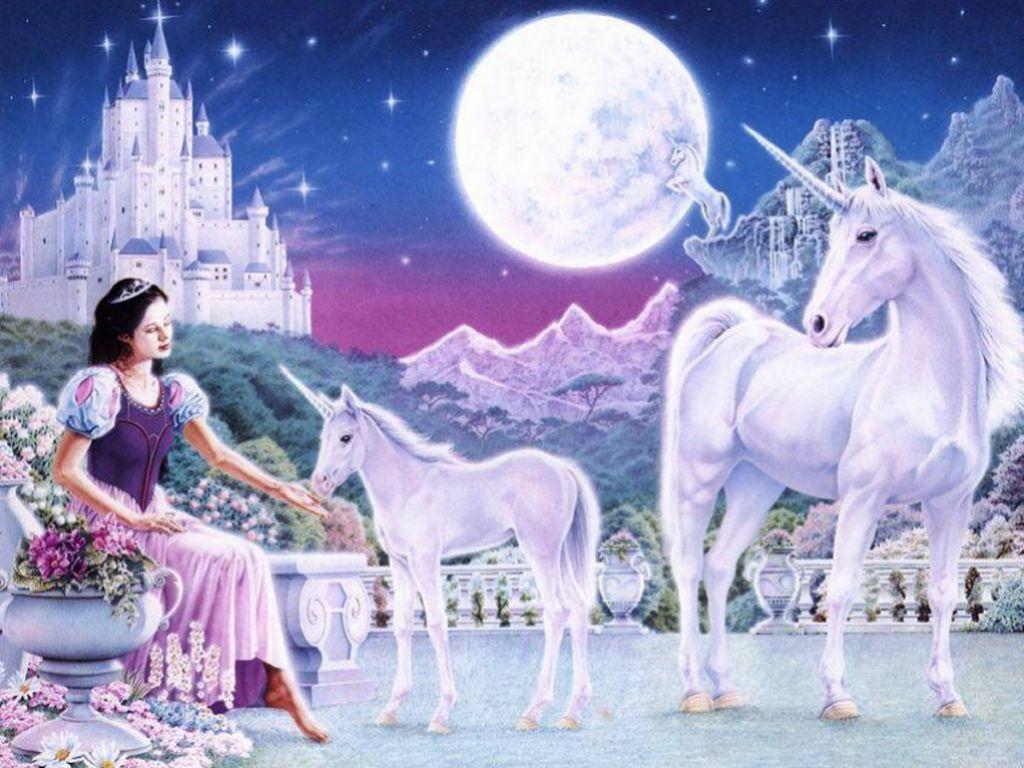 WhisperingWorlds Image Gallery Unicorn Backgrounds unicornbg12 1024x768