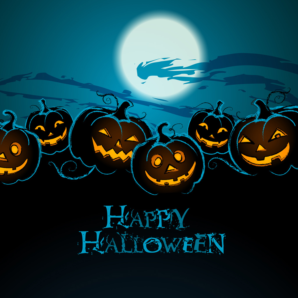 Free download High Definition Wallpapers Widescreen LCD Desktop Wallpapers  [1024x1024] for your Desktop, Mobile & Tablet | Explore 48+ Halloween Jack  O Lantern Wallpaper | Halloween Jack O Lantern Wallpaper, Jack O