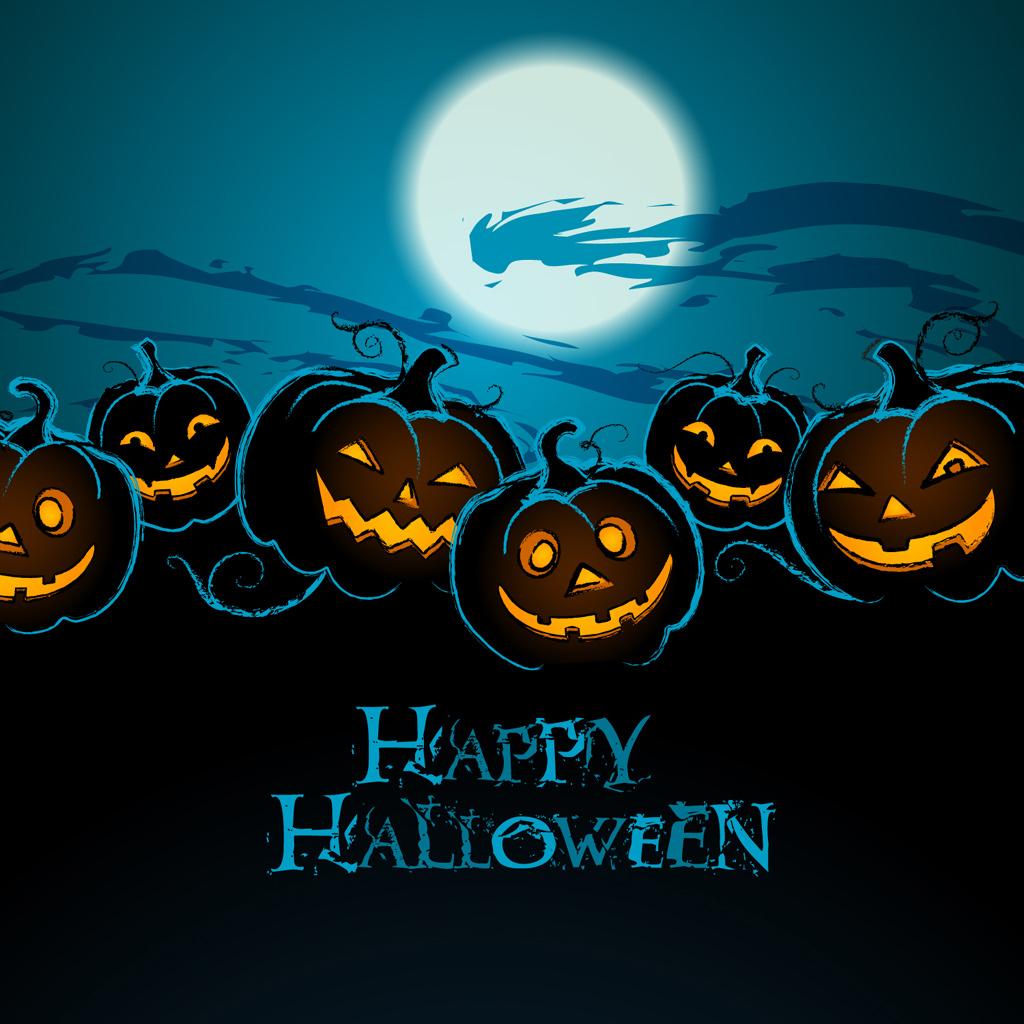 Halloween Jack O Lantern Wallpaper - WallpaperSafari