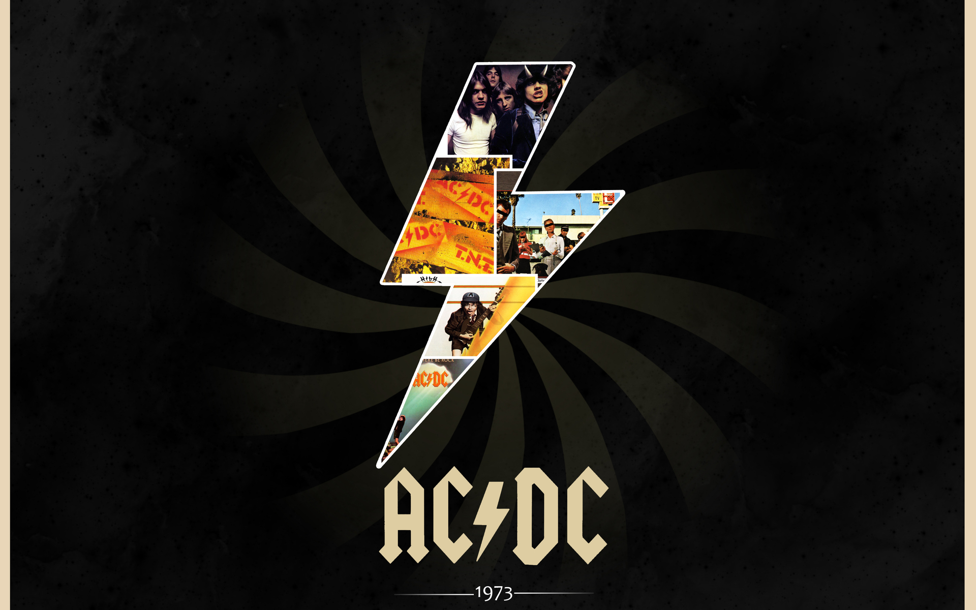 Acdc wallpaper wallpapersafari - Ac dc wallpaper for android ...